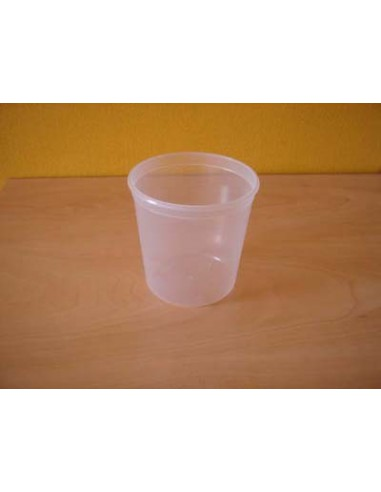 Container for mixer