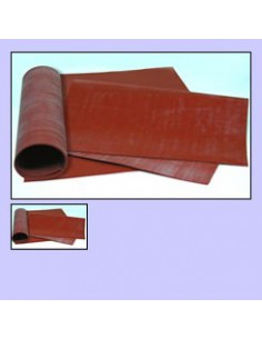 Rubber pad for press, bottom 40x50