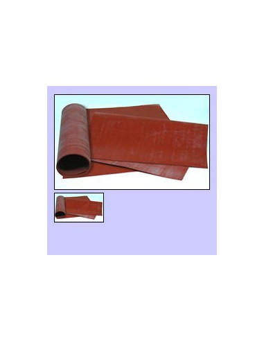 Mat rubber for press, bottom 40x50