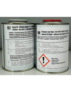 doming resin and hardener