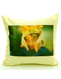 Pillowcover, square, for sublimation 38x38