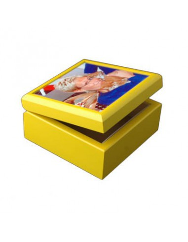 Jewelry Box with tile 11x11