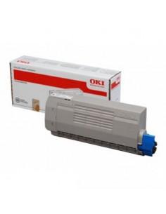 Oki whie toner for ES7411WT, thermal transfer