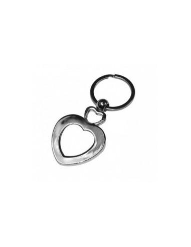 Key chain heart model 2