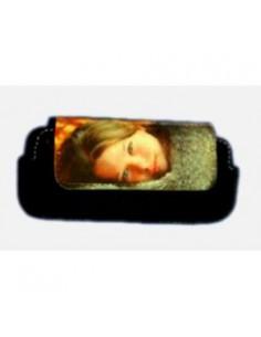 Bag mobile phone holder