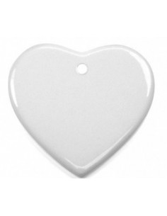 Tile heart, 7,5 cm, sublimation