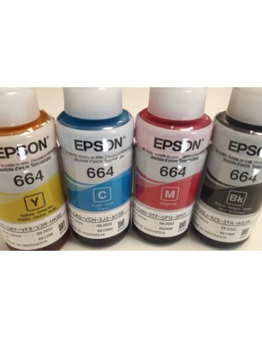 Epson, normale inkt voor Eco tank printers
