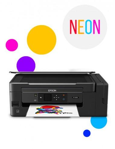 Epson printer, ET 2650, A4, met NEON...